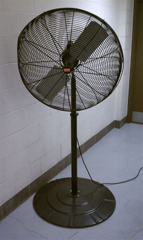 File:Dayton pedestal fan 2.jpg - Wikimedia Commons