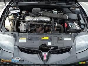 2001 Pontiac Sunfire Se Coupe 2 2 Liter Inline 4 Cylinder Engine Photo  14