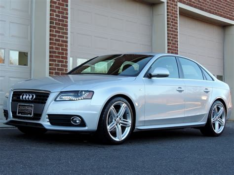 2009 Audi A4 by 2009 Audi A4 2 0t Quattro Stock 061317 For Sale Near