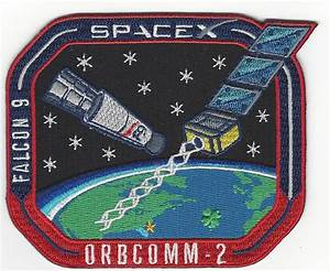 SpaceX ORBCOMM OG-2 Mission Patch. - US AIR FORCE SPACE ...