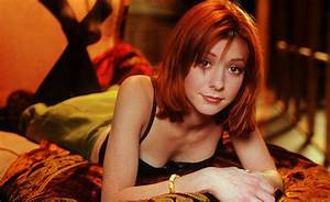 Facebook Covers For Alyson Hannigan [13-15] • PoPoPics.com