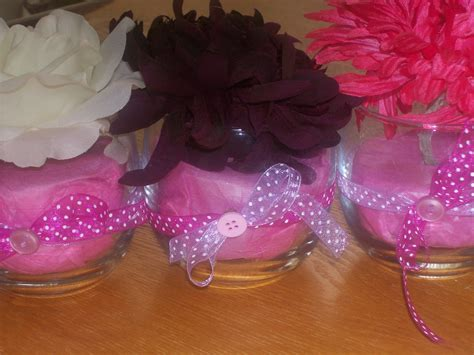baby shower centerpieces for craft corner baby shower centerpieces jars of clay