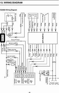 21402802 Portable Gasoline Engine Driven Generator User