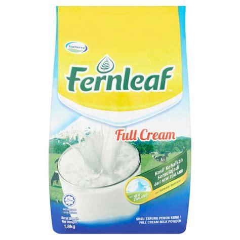 fernleaf full cream milk powder kg mydin