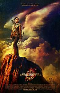 Lionsgate Releases New Catching Fire Poster Via The Hunger ...
