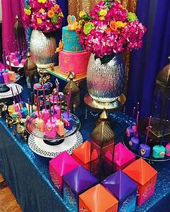 Arabian Nights Quinceañera Inspiration | Arabian nights ...