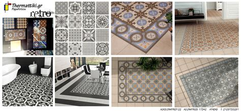 vintage retro floor l retro vintage pattern spanish tiles for floors walls