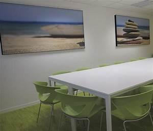 Panneau Isolant Decoratif : tableau acoustique d coratif rev tement mural plaque ~ Premium-room.com Idées de Décoration