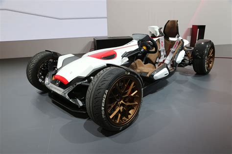 Honda Project 2&4 Concept Blurs The Lines Between