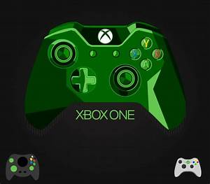 XBOX One Controller Vector Freebie | Free Vectors ...