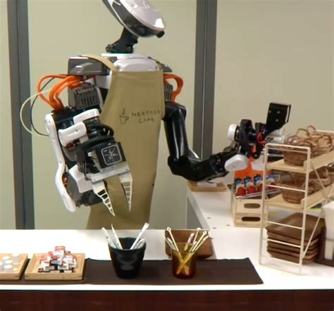 Briggo coffee hausshow moreshow less. These Humanoid Robot Baristas Want to Be Your 'Partner' - Daily Coffee News by Roast ...