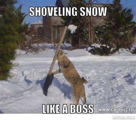 Shoveling Snow Meme - stuhleck skiregion semmering