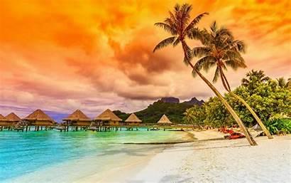 Beach Wallpapers Sea Desktop Wonderful Luxury Pc