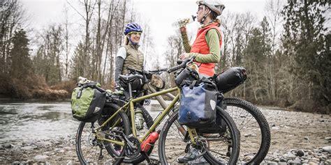 Bike Camping & Touring Trip Basics