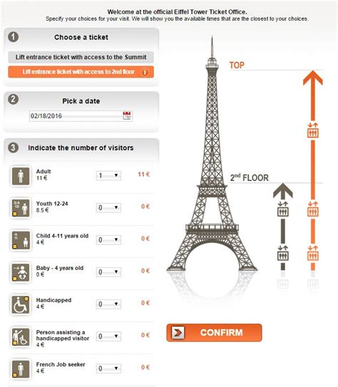 Ingresso Torre Eiffel by Torre Eiffel Ingressos Valores E Curiosidades Apure Guria