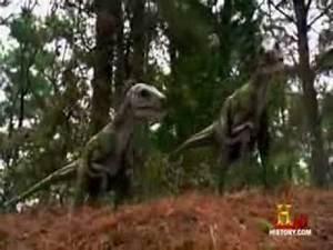 Jurassic Fight Club - Raptor vs. Edmontosaurus vs. T-rex ...