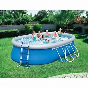 Bestway Pool Set : bestway 16 x 10 ft x 42 inch steel pro frame pool set outdoor living from garden store direct uk ~ Eleganceandgraceweddings.com Haus und Dekorationen