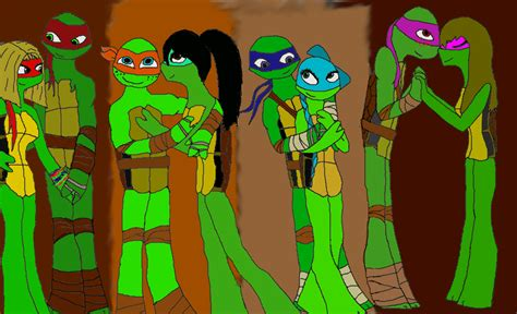 Tmnt Bedroom Wallpaper by Tmnt Meets High Ch5 By Leolover8 On Deviantart