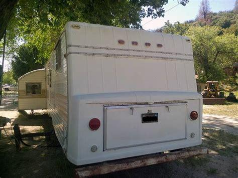 great craigslist vintage travel trailers  sale