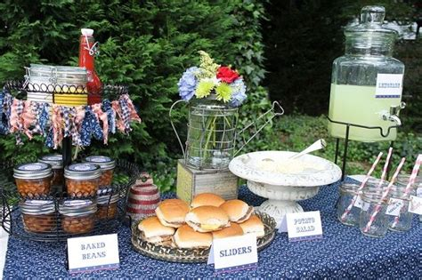 17 Best Images About Backyard Bbq Party Ideas On Pinterest