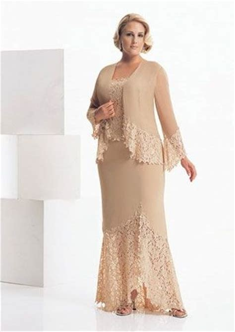 Spectacular Plus Size Mother Of The Bride Dresses