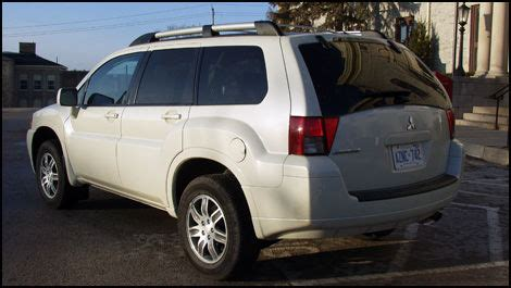 2007 Mitsubishi Endeavor Reviews by 2007 Mitsubishi Endeavor Se Awd Road Test Editor S Review