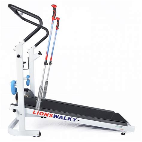 pedana tapis roulant pedana meccanica walking tapis roulant meccanici lionsfit