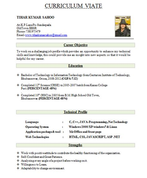 Make New Resume by Beautiful Resume Format Express News Daily