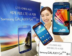 Sk Telecom And Samsung Launch World U0026 39 S First True 4g Network And Galaxy S4