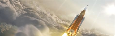 Artist Concept: Space Launch System Takes Flight | NASA