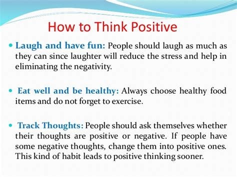 Affirmations For Positive Thinking  How To Think Positive