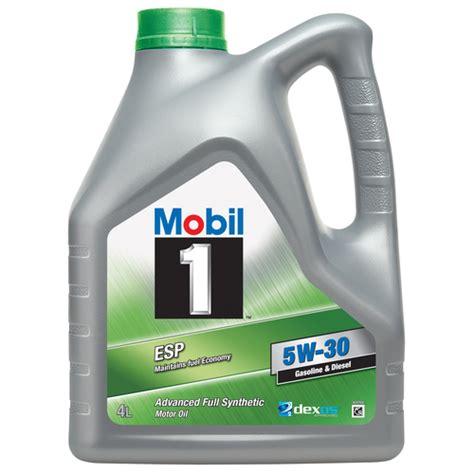 mobil 1 esp formula 5w 30 5l mobil 1 esp formula 5w30 4l motonet oy