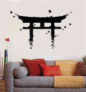 The 25 best japanese wall art ideas on pinterest cherry for What kind of paint to use on kitchen cabinets for vinyl wall art stickers