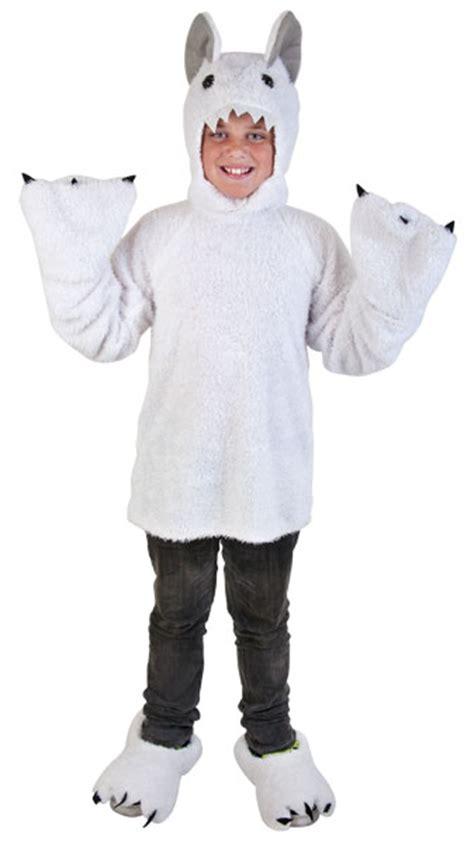 childs great white yeti costume  kids costumes