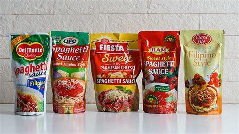del monte filipino style spaghetti sauce recipe besto blog