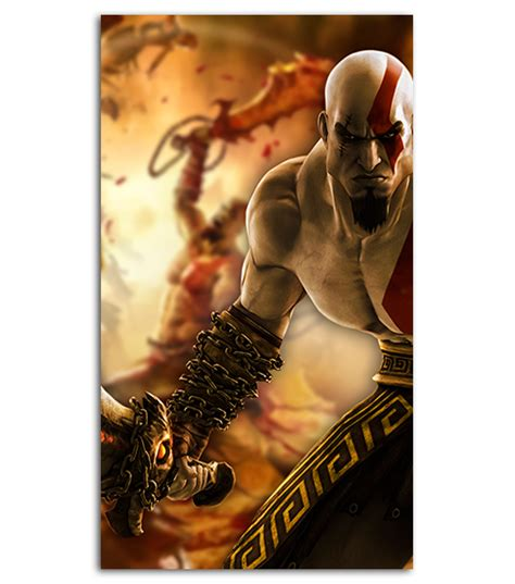 God Of War Hd Wallpaper For Mobile by God Of War Hd Wallpaper For Your Mobile Phone Spliffmobile