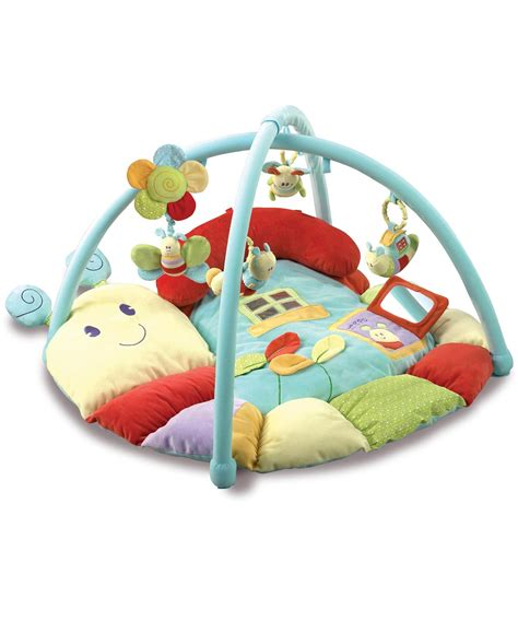 infant play mat softly snail multi activity playgym bird told me