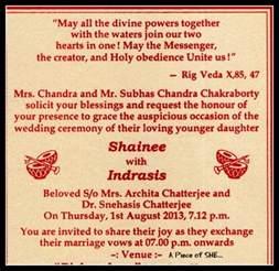 mehndi invitation wording a of she may 2013