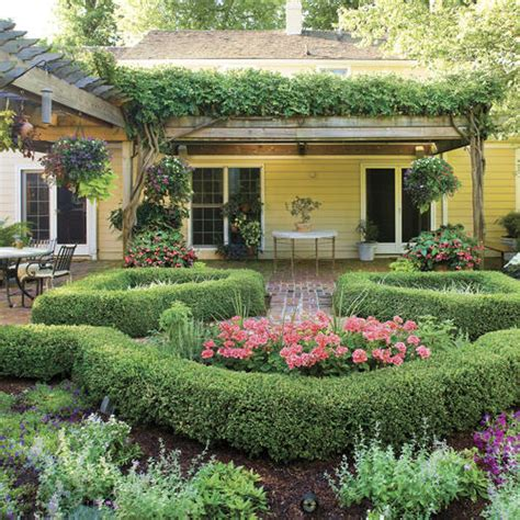 plan the backyard garden southern living