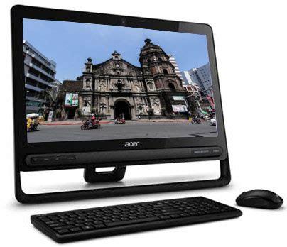acer aspire zc  dual core win     desktop