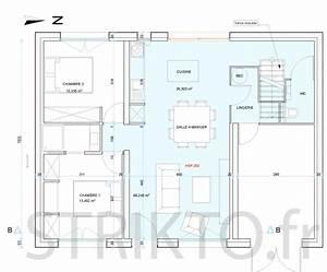 Meilleure Orientation Maison : plan maison orientation sud ~ Preciouscoupons.com Idées de Décoration