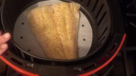 halibut fryer air cooks essential