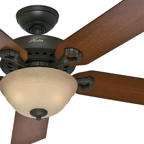 clever hunter inch ceiling fan hunter sonic inch white