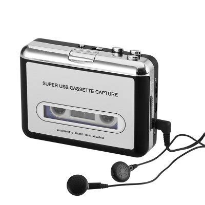 Audio Cassette Player by Wholesale Cassette To Mp3 Converter Player From China