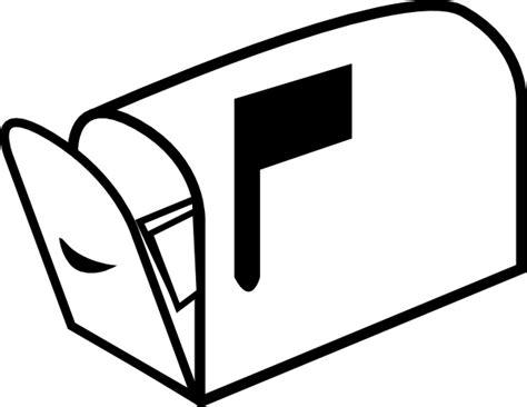 mailbox icon transparent mailbox 3 clip at clker vector clip