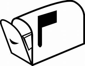 Mailbox 3 Clip Art at Clker.com - vector clip art online ...