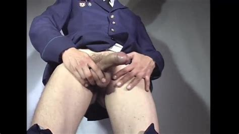 Russian Military Wanks His Huge Cock Gay Porn 08