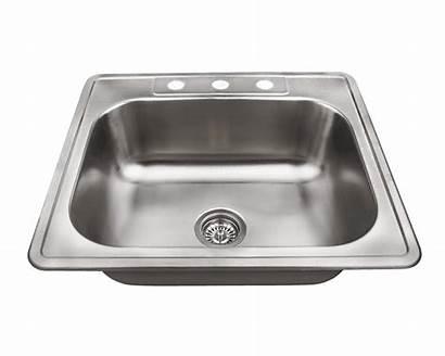 Sink Stainless Steel Sinks Kitchen Bowl Single