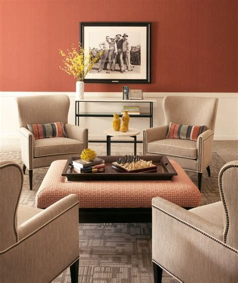 idees pour la decoration magnifique en couleur corail