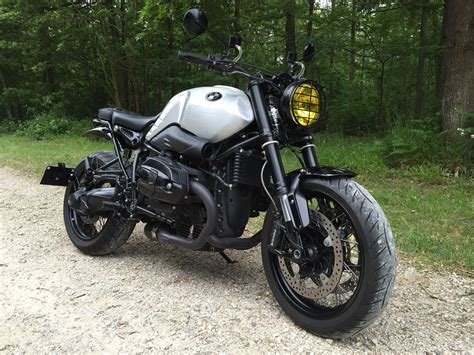 Bmw R Nine T Scrambler Modification by Bmw R Ninet By Modification Motorcycles Bikes